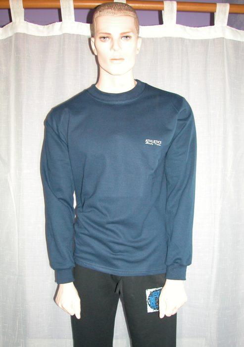 1750 φούτερ κλασικό μπλε σκούρο