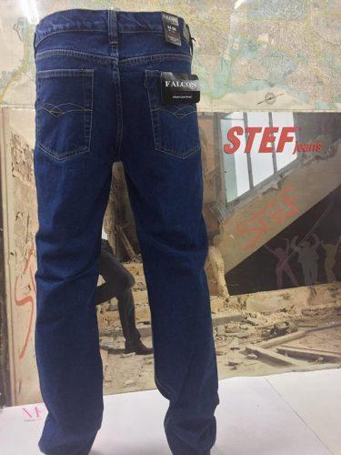 Κ18-1153 Ανδρικό Jeans Παντελόνι σε Κλασική γραμμή
